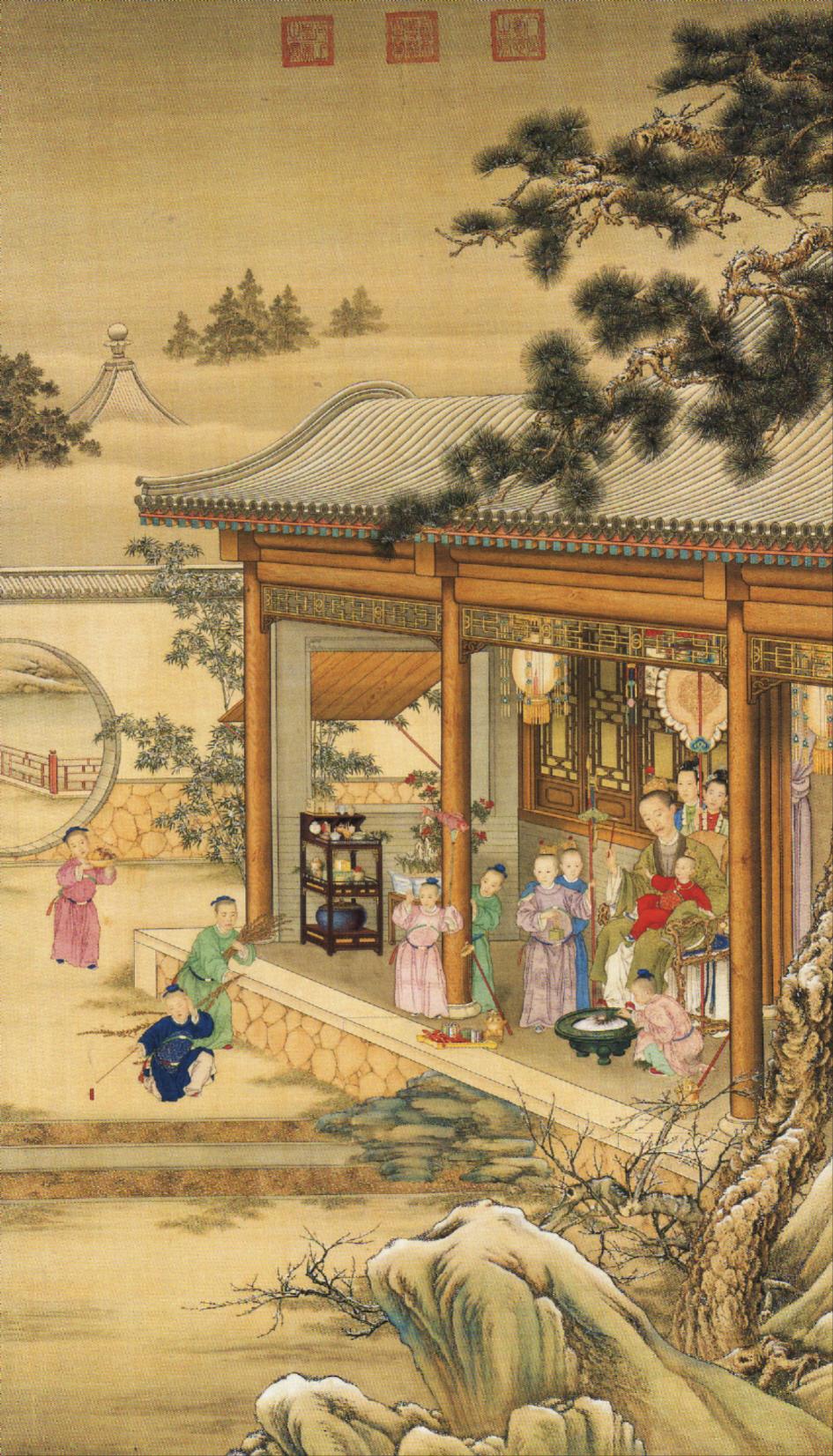 Qianlong-Family